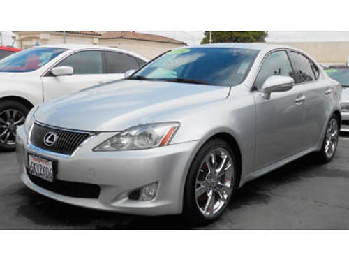2010 LEXUS IS-250 AT V6 fully loaded mint condition 14995 1488685113 SBCARCO 1001 West M