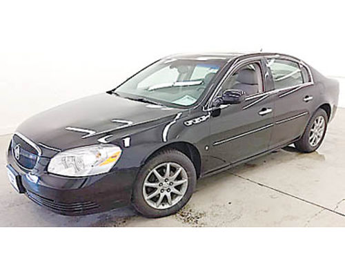 2006 BUICK LUCERNE CXL low miles leather loaded Photo for illustration only 6995 P253518522