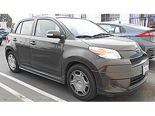 2011 SCION XD 30 Release Series Rare One owner must seel 8995 P2516009463 Only at WINN HYU
