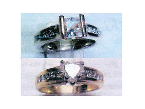 HEART-CUT DIAMOND Engagement Ring 75ct Center with 50ct TW diamonds 14K gold Appraised at 4000