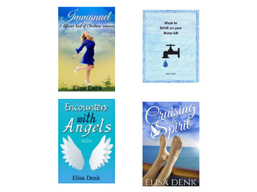 LOCAL AUTHOR Elisa Denks e-books are on sale at Smashwords- FREE to 50 off thru July Christian fi
