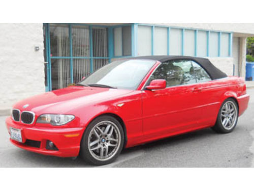 2006 BMW 330 CI 86K miles all maint done  you can talk to BMW certified mechanic always garaged