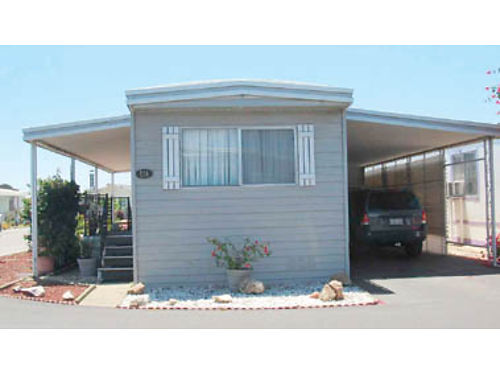 SALE BY OWNER 1970 Lancer 12x57 2 bd1 ba Fully Furnished New water heater  flooring ceilin