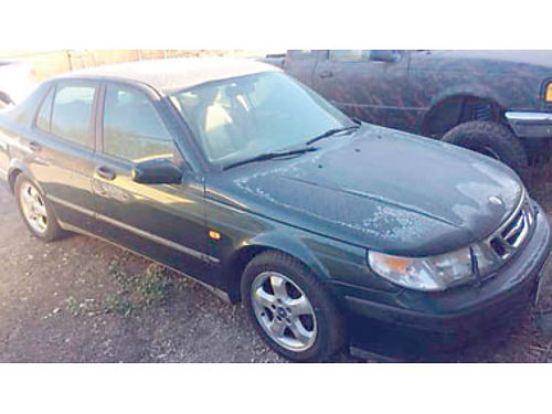 1999 SAAB 9-5 4 cylinder 201000 miles 1300 Purchase supports local veterans