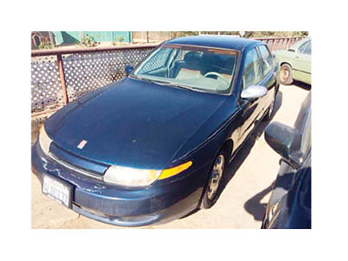 2000 SATURN LS2 19L V6 manual transmission 1000 Purchase supports local veterans