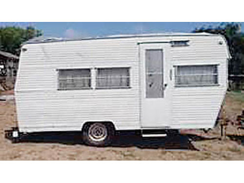 1968 17 PROWLER CAMP TRAILER in original condition wshower Asking 4000 or best offer Text 805