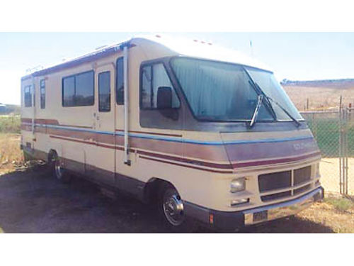 30' SOUTHWIND MOTORHOME FOR SALE, $6000. CALL ...
