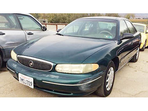 1998 BUICK CENTURY 89000 miles AT 1500 Purchase supports local veterans 805-305-1728