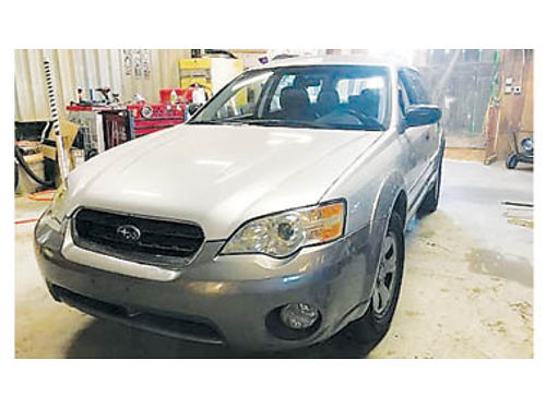 2007 SUBARU OUTBACK Power everything super clean good AC 5000 Purchase supp