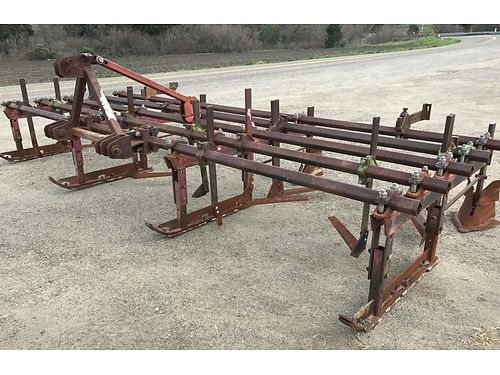 SLED CULTIVATOR on 60 centers 1000 obo