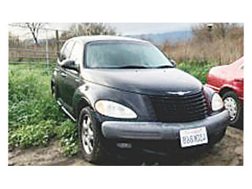 2001 CHRYSLER PT Cruiser with only 91000 miles on it 2000 Purchase supports local veterans