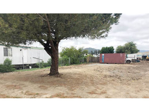 YARD SPACE FOR RENT in SLO secure with 20 containers included room for 6-8 vehicles 50x100 Co