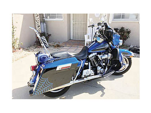 2008 HARLEY-DAVIDSON Ultra Classic Electra Glide new 110 Screaming Eagle wsupe