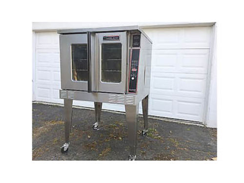COMMERCIAL ELECTRIC OVEN - Hood Exempt - no hood needed Full size 5 Racks can deliver 3000