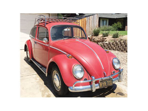 1966 VOLKSWAGEN 5k on new pro built upgrade to 1600 wtransaxle geared for freeway speeds Can driv