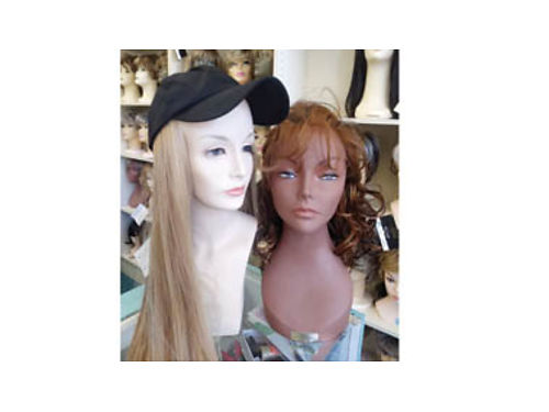 A TOUCH OF ELEGANCE RETIREMENT SALE - Wig Blow-out Sale Quality Wigs at Costume Prices Wigs for 2