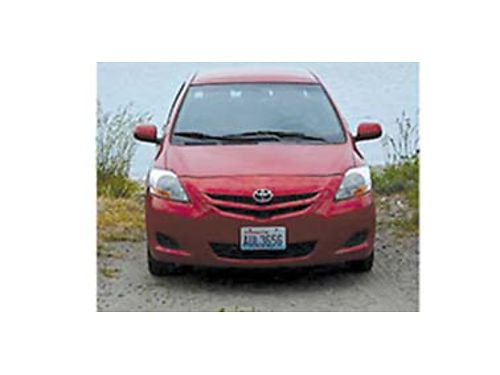 2008 TOYOTA Yaris 4dr Extremely reliable Fully serviced maintained 42mpg 4cyl 170K AT AC P