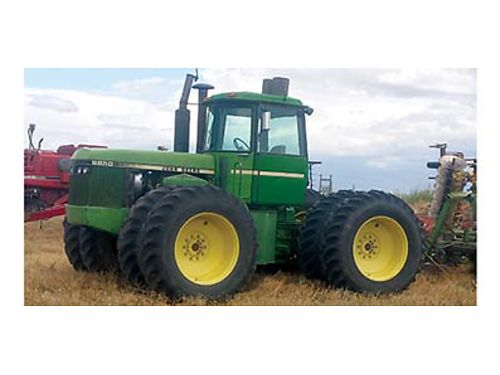8650 JOHN DEERE Quad shift 290 hp runs great 22500 509-670-7897