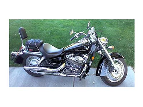 2009 HONDA SHADOW AERO 17000 miles shaft drive new back tire never been down excellent conditi