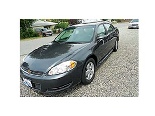 2011 CHEVROLET Impala 72K miles AC Power brakes  windows Newer tires Just been serviced Excel