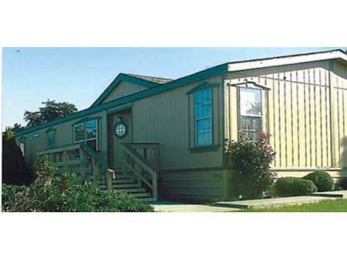 FOR SALE BY OWNER  95000 Spacious 4 Bed 2 Bath mobile home Leased land 360 mo not in senior
