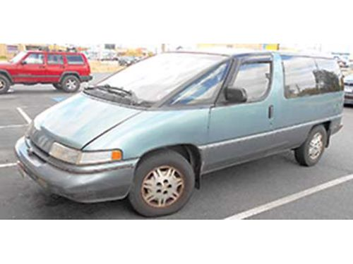1993 CHEVROLET Lumina van new battery good tires good glass 1100 Call 509-389-3165