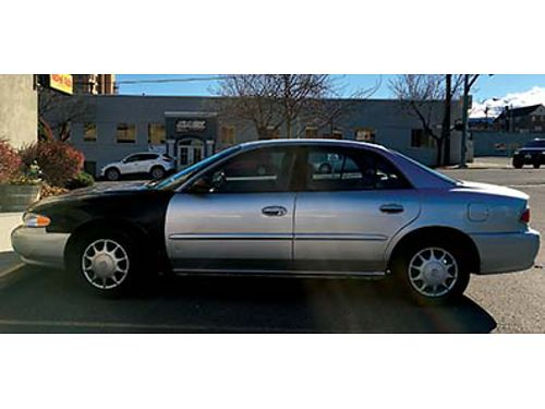 2004 BUICK CENTURY 6 cylinders 180k good gas mileage running good new tires new battery clean