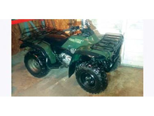 1996 HONDA 300 cc FourTrax nice 4 wheeler excellent condition 1900 OBO 509-368-1830
