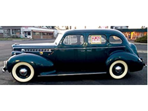 VERY Classy 1940 Packard rear suicide doors all stock very solid car in great condition not many