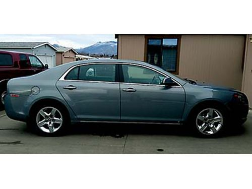 2009 CHEVROLET MALIBU On Star CD player 4 cylinder very clean always garaged Little lady drive