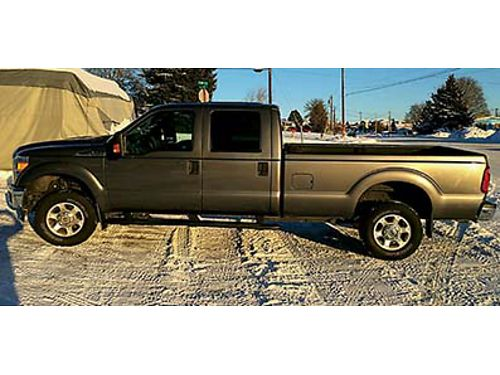 2013 F-350 4x4 62 L 118000 miles 4 door Longbed Excellent shape lots of extras 25000 Locat