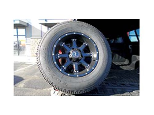 4 OPEN Country Toyo tires P26570R17 on Raceline wheels all new Paid 1800 asking 1300 OBO
