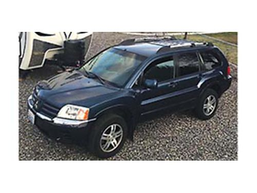 2004 MITSUBISHI Endeavor V6 AT FWD Original owner 165K miles 3500 or part