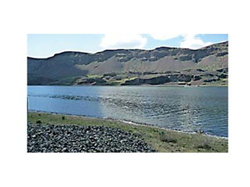 24859 LAKE LENORE This beautiful view of Lake Lenore is a perfect getaway Surrounded by basalt clif
