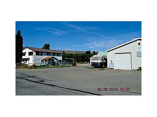 INVESTMENT OPPORTUNITY Duplex rental cherry orchard in its prime and Two extra large insulated sto