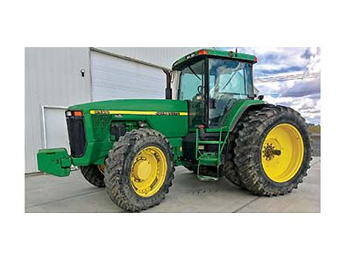 JOHN DEERE 8400 TRACTOR 6800 hours Power shift Owner will finance 58000 509-431-7162