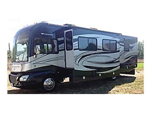 2012 32 FLEETWOOD Class A 5962 miles 192 hours on the motor 87000 509-220-6807