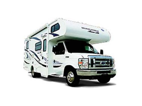 2011 HOLIDAY Rambler 24 RB Aluma Lite Class C Only 4500 miles Like new but