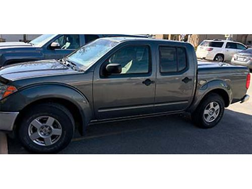 2006 NISSAN FRONTIER 136K Miles 6 cylinder 4 doors automatic 10500 OBO Call 509-884-2994 Cel