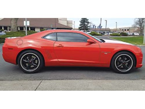 2010 CHEVY CAMARO SS Excellent Condition 350 400 HP Fully Loaded Remote Start 20 Rims 3900