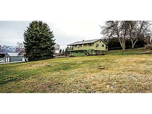 1801 SE SODEN ST East Wenatchee 245000 3 bed over 2100 sqft 12 acre of usable land unfinis