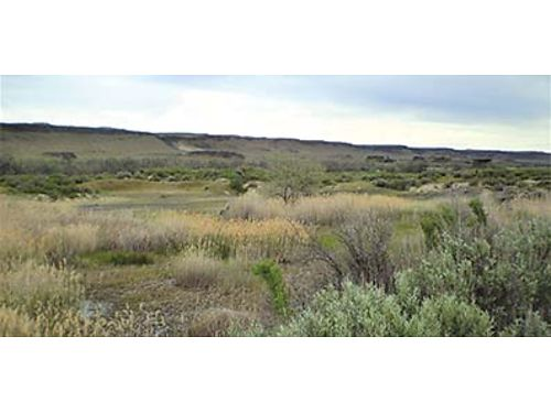 RECREATIONAL GROUND 104 acres in the center of a game reserve Lower Crab Creek