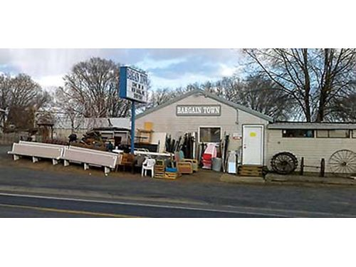 BARGAIN TOWN 3851 Broadway Extended E Turn Key Business Three parcels zoned heavy industrial All