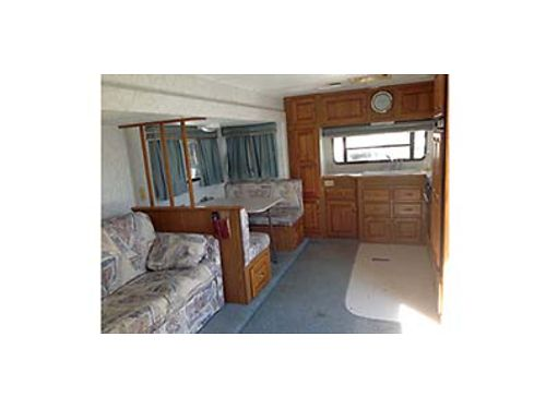 1997 JAYCO TRAVEL TRAILER Model 3120FK excellent condition used for vacations only Everything wor