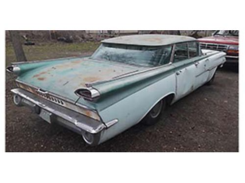 1959 OLDSMOBILE Dynamic 88 4dr flat top all stock and original all parts to fix 1600 with go