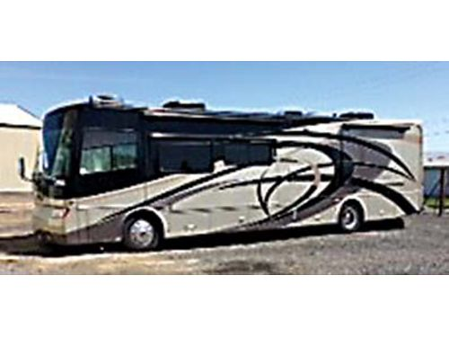 2007 40 PHAETON MOTORHOME Mercedes Benz diesel engine Four slides 20300 miles well maintained