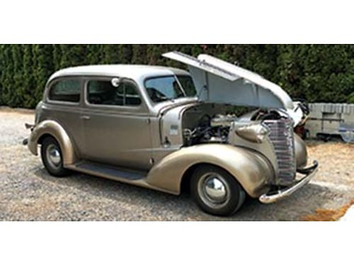 1938 CHEVROLET 1969 CAMARO clip 350motor 2004R trans 55 rear vintage air 3000 miles on rebuild 32