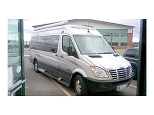 2008 ROADTREK SPRINTER elegant looking class B Mercedes-Benz engine phenomenal 1922 MPG great t