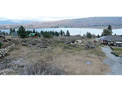 15330 LAKEVIEW STREET Entiat 129900 Columbia River View lot with community waterfront dock clubh