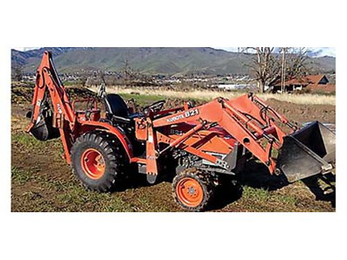 STOLEN KUBOTA B21 taken from 42nd Court NW off N Casade Ave in East Wenatchee Any info please